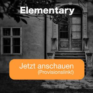 Die TV-Serie Elementary online kaufen.