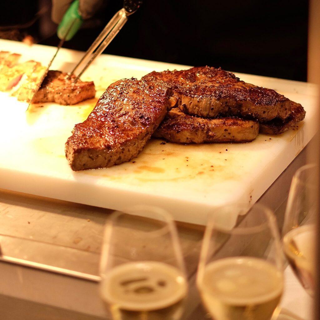 Gesunde Ernährung: 300 bis 600 Gramm Fleisch pro Woche sind ausreichend.