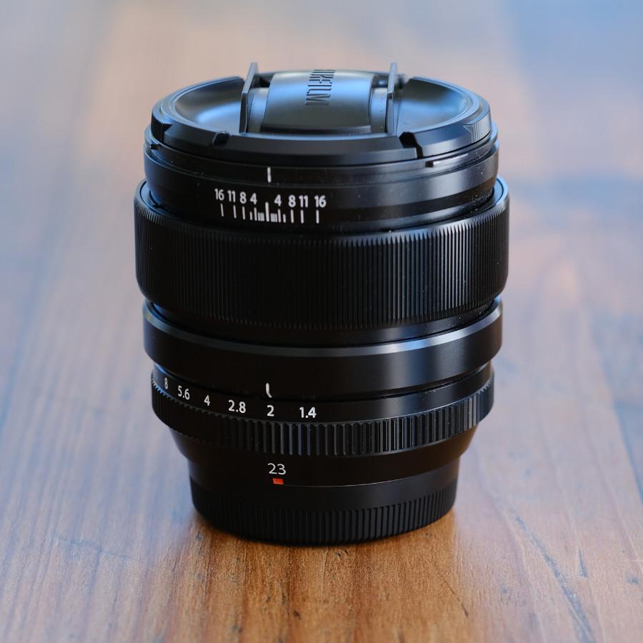 XF 35 1.4 - Festbrennweite mit Autofokus