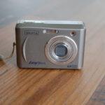 Foto einer Kompaktkamera